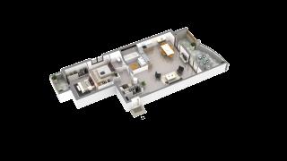 appartement E34 de type T3