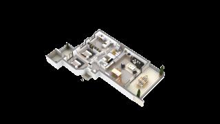 appartement G61 de type T5