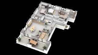 appartement 2-13 de type T4