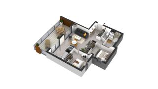 appartement B18 de type T3