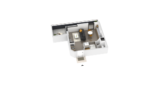 appartement B3-11 de type T1