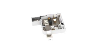 appartement B3-31 de type T1