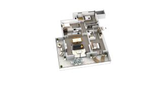 appartement B3-35 de type T4